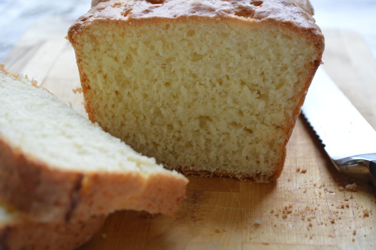 Pour Un Cake Moelleux Et Aere