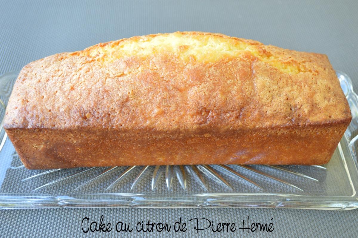 Cake au citron de pierre herm plaisir et equilibre for Cake au chocolat pierre herme