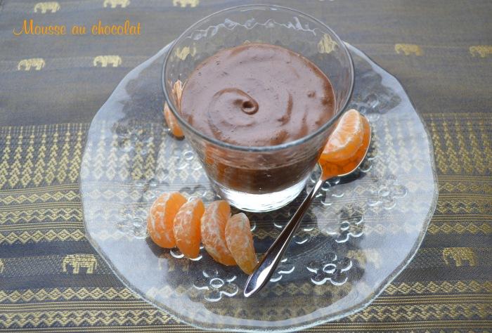 Mousse au chocolat plaisir et equilibre - Mousse dans les urines ...