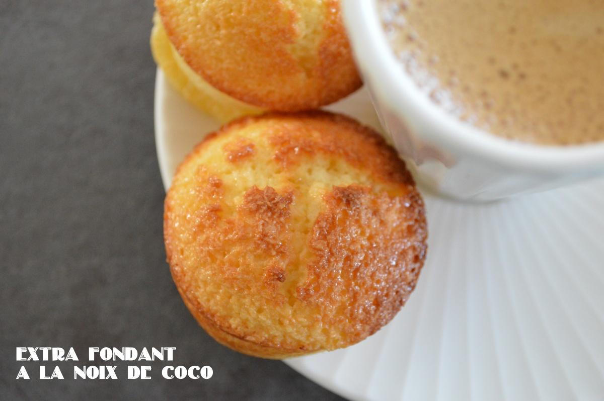 Extra fondant à la noix de coco