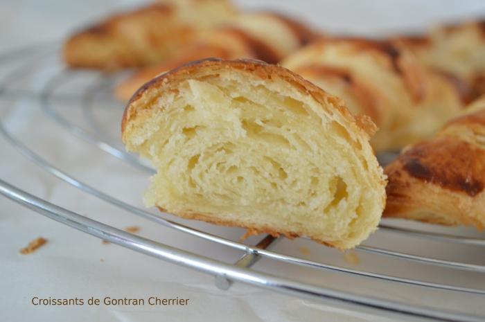 Croissants de Gontran Cherrier