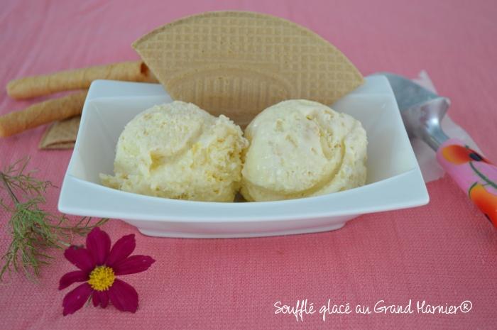 Soufflé glacé au Grand Marnier®