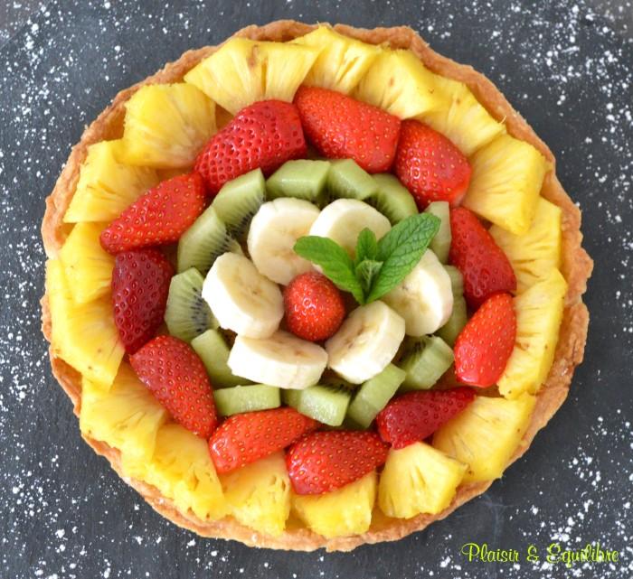 Tarte tutti frutti