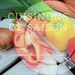 Logo cuisinons de saison