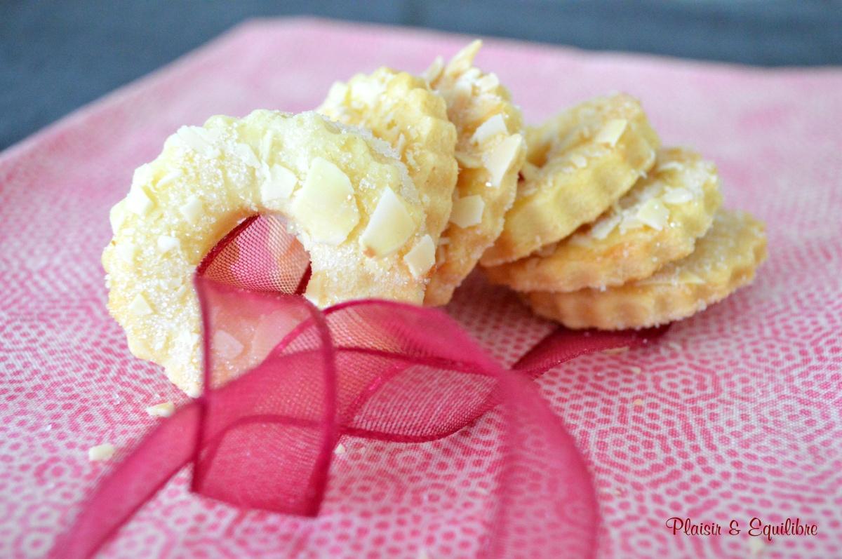 Petites couronnes au beurre